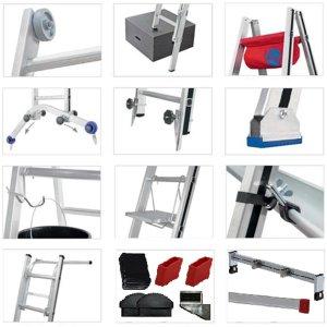 Leitern-Zubehör & Ersatzteile