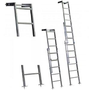 Plakatierer-Leitern