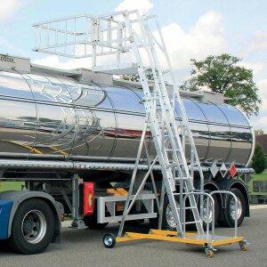 Tankwagenleitern