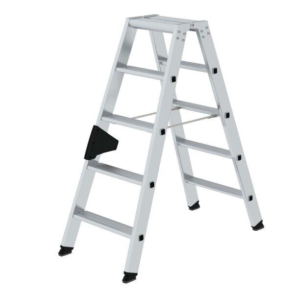 Stufen-Stehleiter beidseitig begehbar
