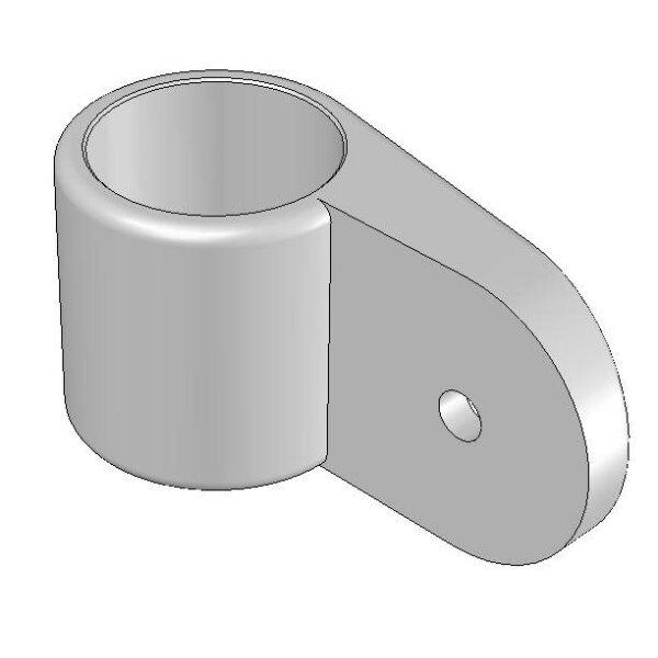 Rohrverbinder Gelenk 0–90°