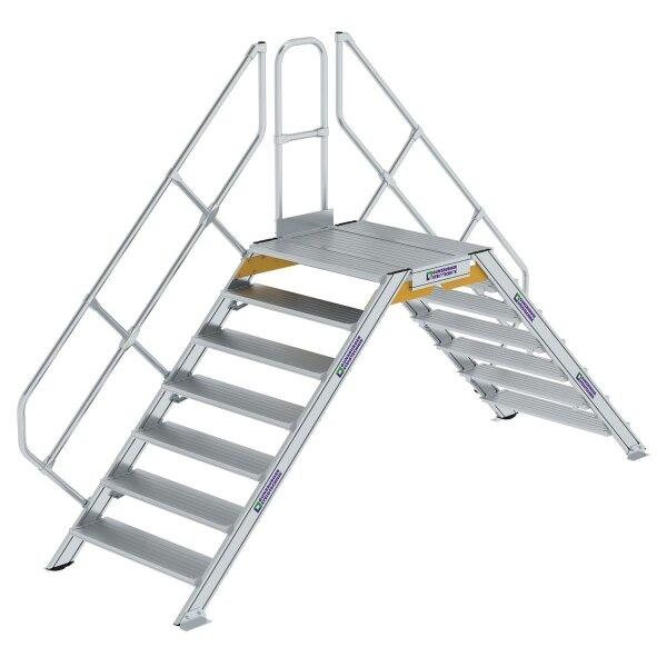 Überstieg 45° Stufenbreite 1000 mm 7 Stufen