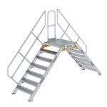 Überstieg 45° Stufenbreite 800 mm 7 Stufen