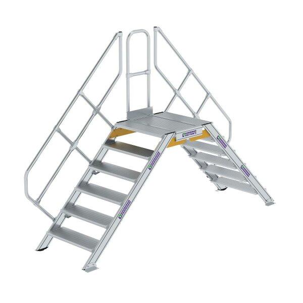 Überstieg 45° Stufenbreite 800 mm 6 Stufen