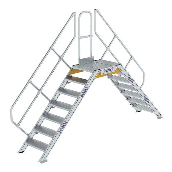 Überstieg 45° Stufenbreite 600 mm 7 Stufen