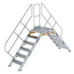 Überstieg 45° Stufenbreite 600 mm 6 Stufen