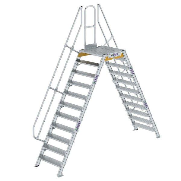 Überstieg 60° Stufenbreite 800 mm 11 Stufen