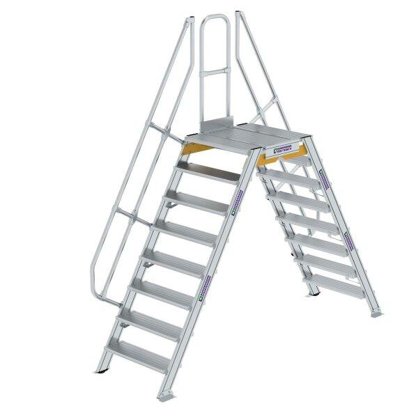 Überstieg 60° Stufenbreite 800 mm 8 Stufen