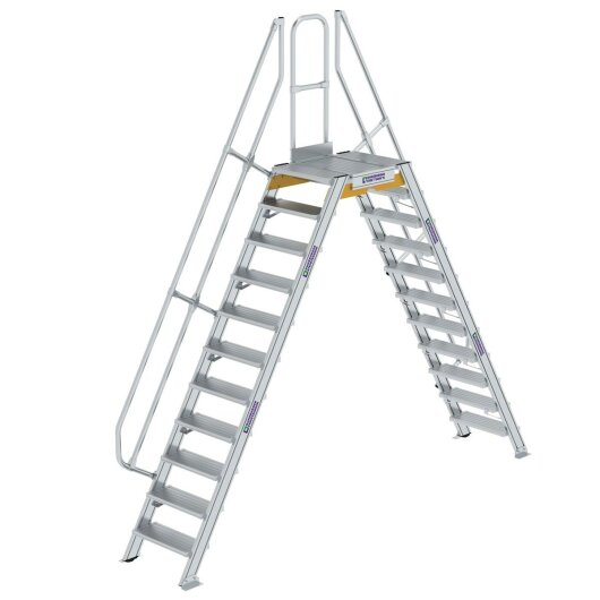 Überstieg 60° Stufenbreite 600 mm 11 Stufen