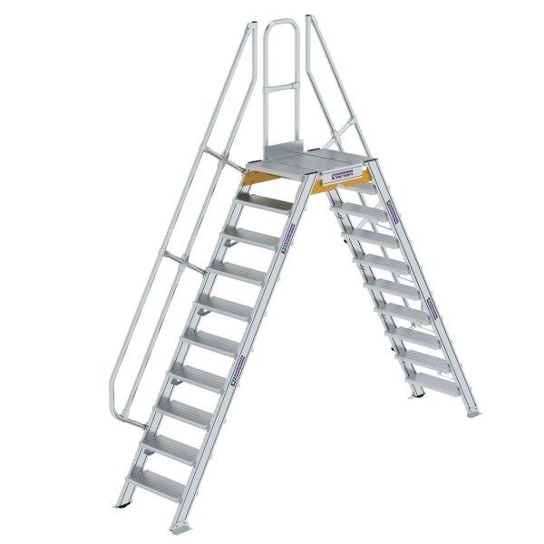 Überstieg 60° Stufenbreite 600 mm 10 Stufen