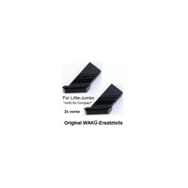 2 WAKÜ - Kunststoff-Füsse/vorne (Little Jumbo)