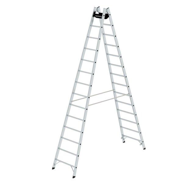 Sprossen-Stehleiter  2x14 Sprossen