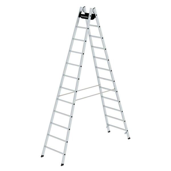 Sprossen-Stehleiter  2x12 Sprossen