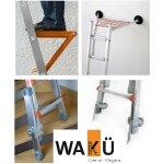 WAKÜ 104, Einhängbare Plattform